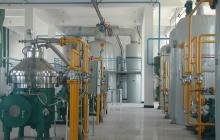 植物油提纯精炼脱蜡分提生产线